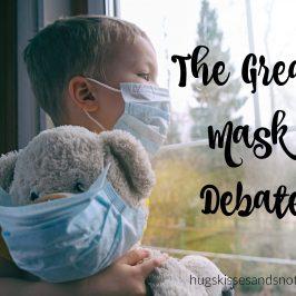 The Great Mask Debate