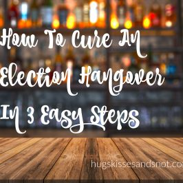 How To Cure An Election Hangover In 3 Easy Steps