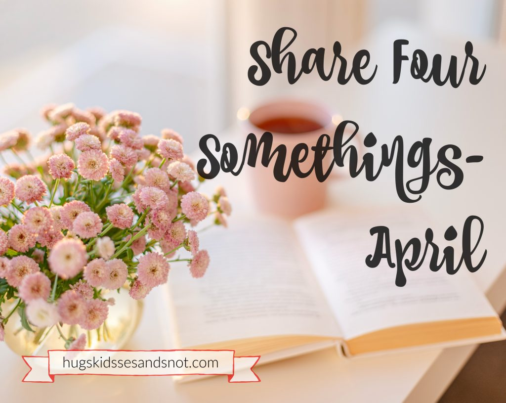 share four somethings april